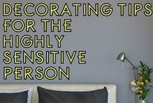 The Decor Guru's Decorating Tips / Your home is precious, so why not decorate it in the best way possible? Learn my personal decorating tips for various spaces so you can maximize your interior (and exterior too!).