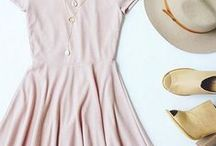 [Fashion] Faldas y vestidos / Inspiración de faldas y vestidos para el día a día.