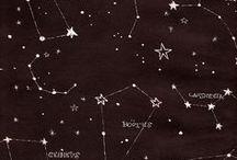 [Inspiration] Night sky