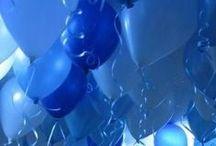 A burst of BLUE.