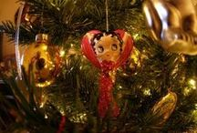 Christmas DELIGHT / All I have gathered on Chrstmas display, ideas, DIY ..... the SPIRIT