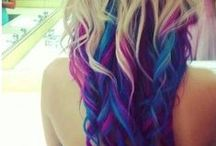 Hair Colour/ Styles