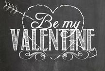 Be My Valentine. / Share the love this Valentines Day!