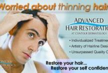 Advance Hair Restoration / Baldness and thinning hair can undermine your self-confidence and make you look and feel far older than you actually are. Dr. Timothy Jochen is a specialist in hair restoration and a leader in the field of medical dermatology and cosmetic surgery. He performs the latest techniques in hair transplant surgery throughout his widespread Southern California practice.