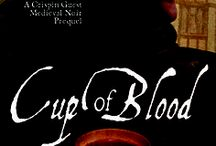 Cup of Blood: A Crispin Guest Medieval Noir Prequel / London, 1384  When a corpse turns up at his favorite tavern, Crispin begins an inquiry, but the dead man turns out to be a Knight Templar—an order thought to be extinct for 75 years—charged with protecting a certain religious relic which is now missing. The deeper Crispin probes into the murder, the more it looks like the handiwork of an old friend turned adversary. With enemies from all sides suddenly after him, Crispin has his hands full in more than murder.