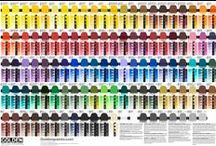 Golden Paints /  Sam Golden's commitment to artists and their tools has helped them grow into a sustainable company dedicated to creating and sharing the most imaginative and innovative tools of color, line and texture for inspiring those who turn their vision into reality. Get yours at http://www.kensingtonartsupply.com/