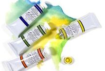M. Graham / M. Graham Mission: We're artists in our own right, so we have a responsibility that's larger than simply making a product. We have a responsibility to the painters who pick up brushes and express themselves through their art.They deserve the finest color possible. Get yours at http://www.kensingtonartsupply.com/