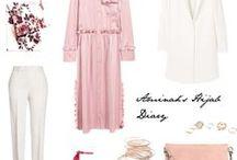 Aminah´s Hijab Diary - Clothes Mix