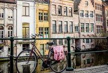 Amsterdam / De stad waarin ik leef