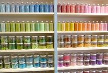 Our London Bead Shop! / Jasmin Studio Crafts has opened its doors!  Now you can visit our little blue shop in London for glass tile jewellery supplies, cabochons, bezels, bails, beads, strings and much more!  We're at 4 Greyhound Lane, London SW16 5SD, UK www.jasminstudiocrafts.com