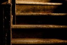 階段・道・橋