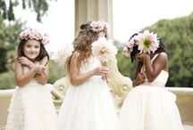 Blooms for Flower Girls and Junior Bridesmaids