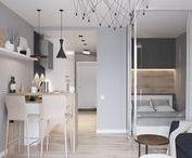 Interior / Theme / Small Spaces