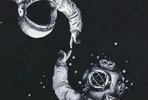 Synttärit SPACESHIP/SUBMARINE