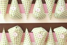 Polka Dot & Striped Wedding Ideas / Polka Dot & Striped Wedding Ideas