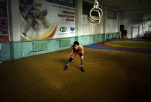 Mongolia's Olympic gym / Kieran Doherty