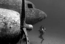 under water moody
