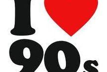 1990s-2000s / by rose mari