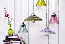 Lighting Fixtures / by Ginger