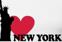 N.Y.C. / by Ginger