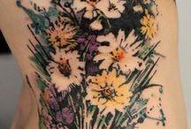 Tattoos - Tatueringar / Om jag skulle ta och skaffa mig en ny tatuering...