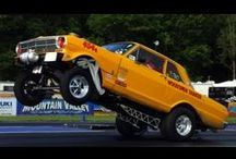Dragters & Pro Modified Gassers