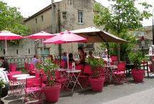 Cafes, Courtyards & Streets / by Lucie Maltais
