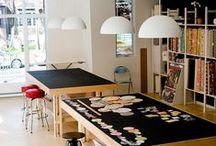 Crafts & Creative Spaces