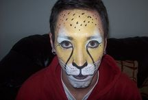 Face Painting for Jack