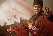 Merlin / by Kat M