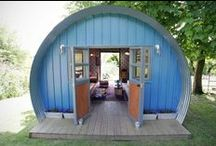 Cabins  /  Cottages