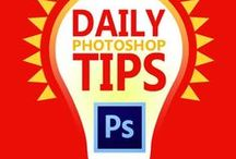 Photoshop Tips / Daily Photoshop tips that will help you improve your workflow, and teach you valuable time-saving techniques.
