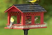 Bird Baths, Feeders & Houses / butterfly feeders, bat houses, etc.