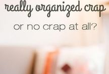 Downsizing & Decluttering Your Space