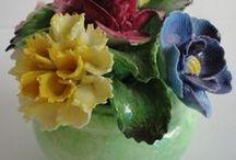 Bone China Bouquets