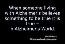 Alzheimer's  / Dementia