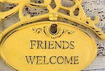 Door Knobs & Knockers / Knockers, Knobs, Handles, Bells, Hinges, Embellishments, Details, etc.