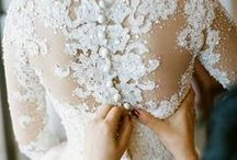 My dream wedding / Inspiration, dress and everything about my dream wedding