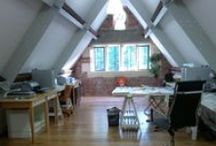 Serviced Offices / The serviced offices at Coombe Lodge are in an exclusive, prestigious location, with stunning views
