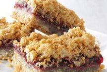 Bars  /  Cookies  /  Squares