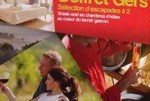 Coffret Gers : 11 suggestions d'Escapades / Escapade à Béraut dans le Condomois : vos cinq sens seront sollicités