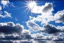 Himmel / Sky himmel moln solnedgångar