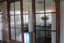 Barn Doors (Interior)