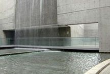 water in architecture