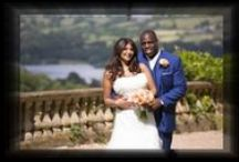 Wedding Video / Video compilations & featurettes of some of the wonderful work of the talented photographers & videographers that come to Coombe Lodge