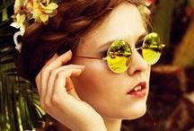 Vintage sunglasses / Vintage sunglasses