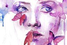 art watercolorbeauties