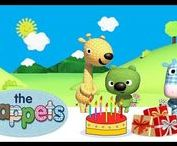 The Happets - Fun Cartoons on Friendship / The Happets - a beautiful #cartoon on the fun & friendship among a group of friendly and bubbly animals that live all together in a beautiful tree house.