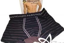 Completini intimi, slip e boxer moda / Completini intimi, slip e boxer della moda maschile by Navigare e Primal