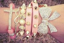 Accessories! The yummy eye candy!!! / The small things that make life awesome! / by Elizabeth Silva